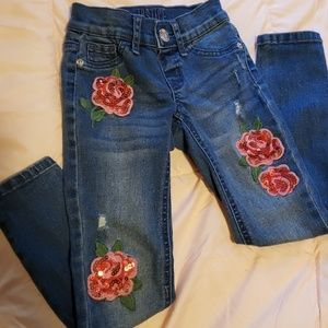 Adorable Justice jeans